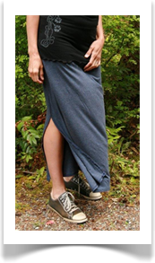 maxi skirt blue was 68.00 now 40.80